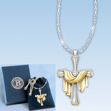 (RJ) RESURRECTION CROSS PENDANT 0113450001-T