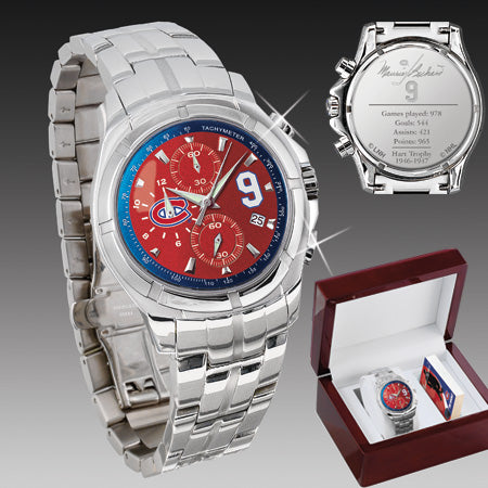 (WM) - WATCH: MAURICE RICHARD CHRONOGRAPH 0113490001-T