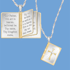 BIBLICAL BLESSINGS PENDANT