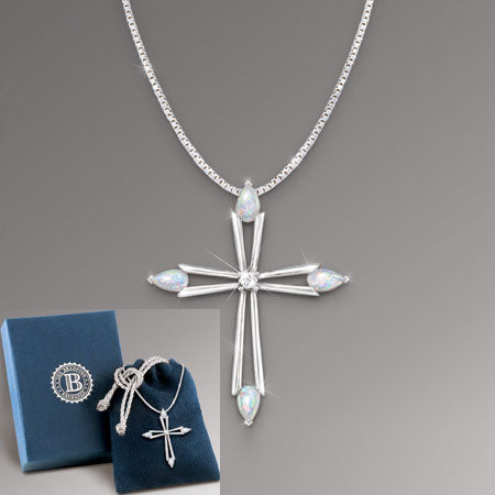 (RJ) FAITH'S INSPIRATION CROSS PENDANT 0115785001-T SOLD OUT!