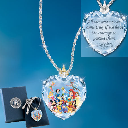 (RJH) MAGIC OF DISNEY PENDANT 0116170001-T SOLD OUT!