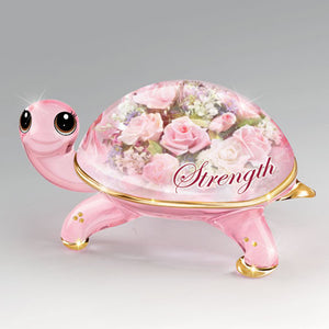 STRENGTH, TESSA THE TURTLE