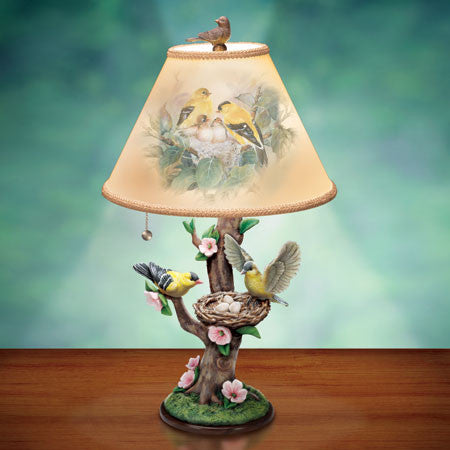 NATURE'S POETRY LAMP