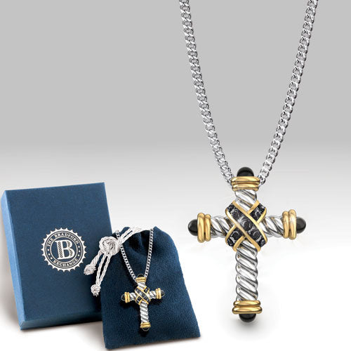 (RJ) STRENGTH OF FAITH PENDANT 0118288001-T SOLD OUT!