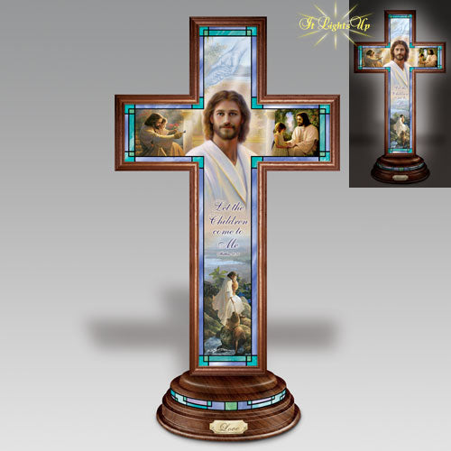 (C) Greg Olsen CROSS *LOVE* 0119022003-T SOLD OUT!