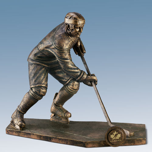 (DM) HOCKEY SCULPTURE - UNSTOPPABLE 0119811001-T