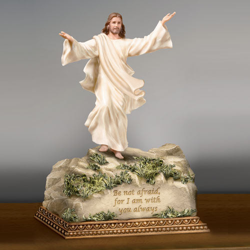 (B) BOOKENDS - *JESUS* BE NOT AFRAID 0120202002-T