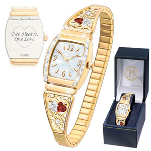 TWO HEARTS ONE LOVE WATCH