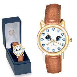 (WL) - WATCH: CAT O-CLOCK WOMEN'S WATCH 0122764001-T
