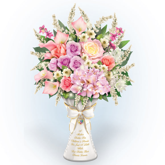 (HD) A MOTHER'S LOVE FLORAL 0123760001-T