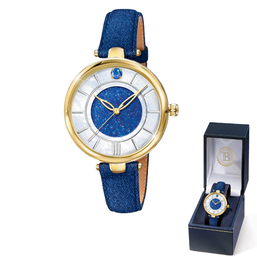(WL) - WATCH: FOREVER IN BLUE WATCH 0125445001-T SOLD OUT!