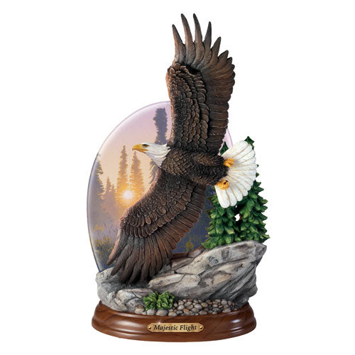 (DM)  SCULPTURE - Al Agnew's MAJESTIC FLIGHT 0126478001-T