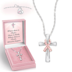 (RJ) FAITH & HOPE BCA PENDANT 0126683001-T SOLD OUT!