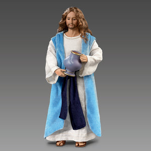(J) JESUS FIGURINE * THE ANOINTING * 0301318003-T