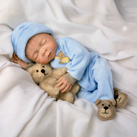 DOLL - SWEET DREAMS BABY JACOB