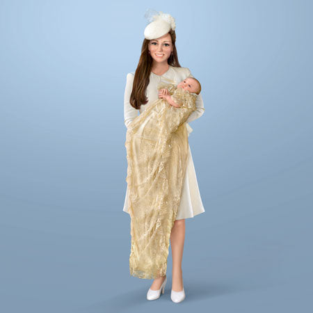 (D) ROYAL FAMILY: THE ROYAL CHRISTENING 0302119001-T