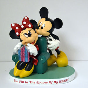 (WD) Disney VALENTINE - YOU FILL THE SPACES 0905764005-T SOLD OUT!