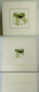 (W) Wedding I - Wedding Invitations - (18 x 18 cm) 120025-T