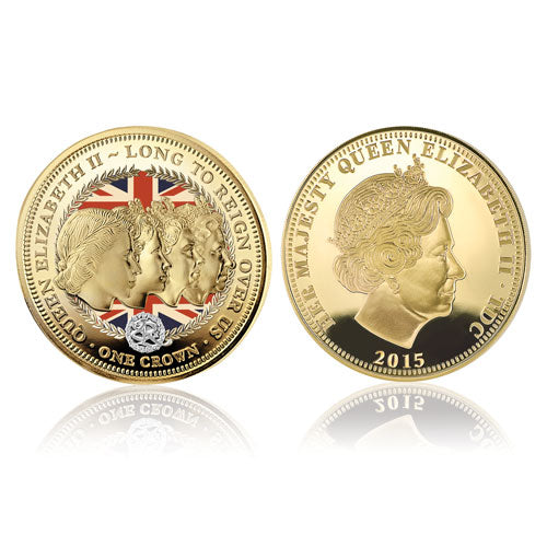 Royal Mint Coins - Long to Reign Over Us 1700839001-T