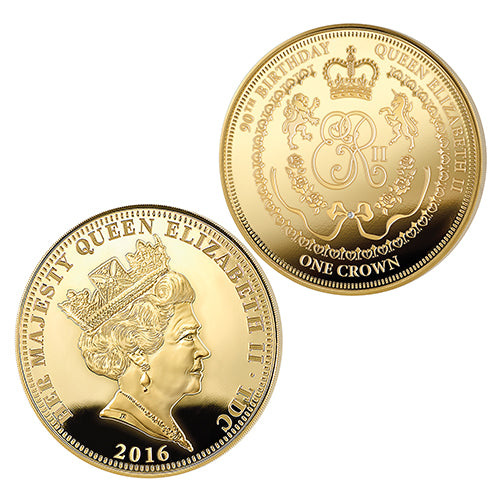 Royal Mint Coins - Queen Elizabeth's 90th Birthday 1701007001-T
