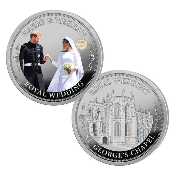 Royal Mint Coins - The Royal Wedding 1701841009-T