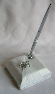 (W) Wedding PN - Wedding Guest Pen - Ivory GPI116-T or White GPW116-T