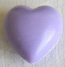 (S) Heart Soap - 25 g Lavender Fragrance