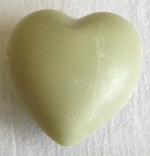 (S) Heart Soap - 25 g Olive Fragrance