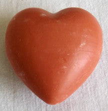 (S) Heart Soap - 25 g (Red) Fruits Fragrance