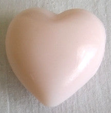 (S) Heart Soap - 25 g Rose Fragrance