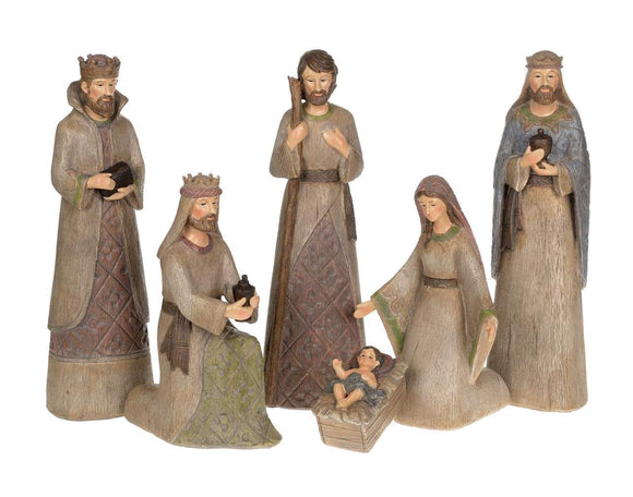 Nativity Set - 12 1/2