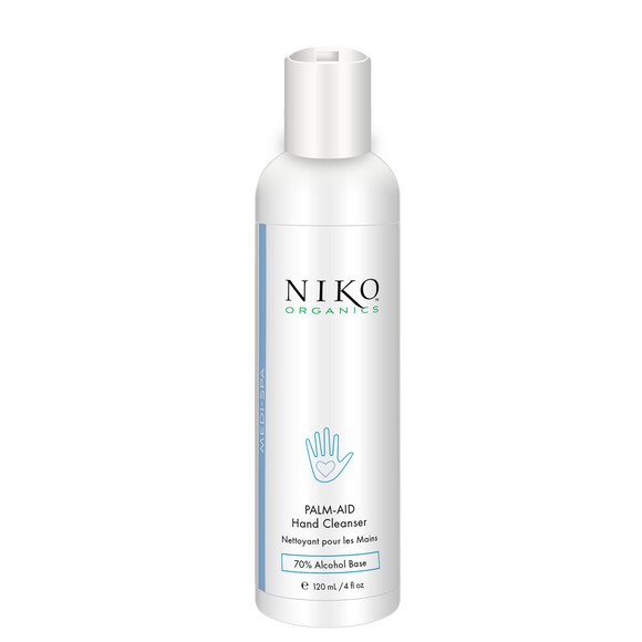 NIKO Palm-Aid Non-toxic Hand Sanitizer 120mL