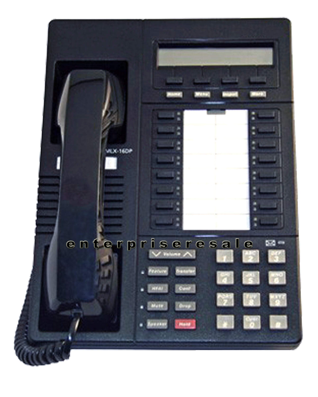Lucent Business Phone Sets & Handsets Avaya Lucent MLX-16DP Black Phone Merlin Legend AT&T