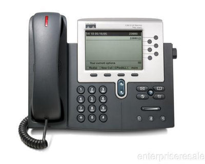 Cisco IP Phone Cisco 7961G IP Phone (CP-7961G) 7961 Refurbished