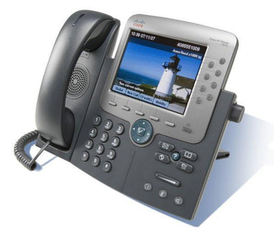 Cisco IP Phone Cisco 7975G IP Phone (CP-7975G) 7975 Refurbished