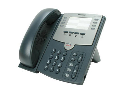 Cisco IP Phone Cisco (SPA501G) 8 Line IP Phone SPA 501G Refurbished