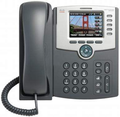 Cisco IP Phone Cisco (SPA512G) 1 Line IP Phone SPA 512G POE NEW