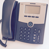 Cisco IP Phone Cisco (SPA512G) 1 Line IP Phone SPA 512G Refurbished