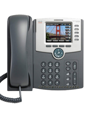 Cisco IP Phone Cisco (SPA525G) 5 line IP Phone Color Display SPA 525G Refurbished