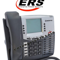 Inter-Tel Phone Inter-Tel 8560 (550.8560) Digital 6 Line LCD Phone Mitel Refurb