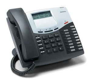 Inter-tel 8622 (550.8622P) IP 2 Line Display Phone Black Axxess Mitel Reduced - Enterprise Resale