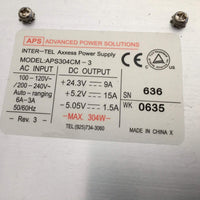 Inter-Tel Power Supplies Inter-tel Axxess (550.0131) Power Supply 9 amp Intertel