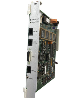 Inter-Tel Phone Switching Systems, PBXs Inter-tel Axxess (550.2600) OPC Options Card with 4 DSP Intertel