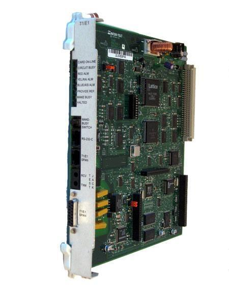 Inter-Tel Phone Switching Systems, PBXs Inter-tel Axxess (550.2740) T1/E1 Expansion Circuit Card (No PAL)