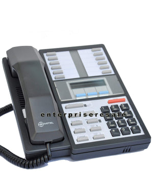 Mitel Phone Mitel 420 Superset Dark Grey / Black (9115-500-000-NA) Refurbished