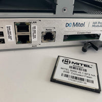 Mitel VoIP Business Phones/IP PBX Mitel 5000 HX Controller (580.1003) V4.0 & HX Processor Module 580.3000