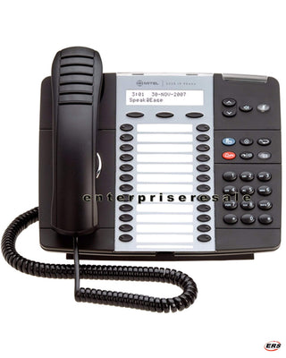 Mitel IP Phone Mitel 5224 IP Backlit Phone Dual Mode (50004894) Grade B Lens