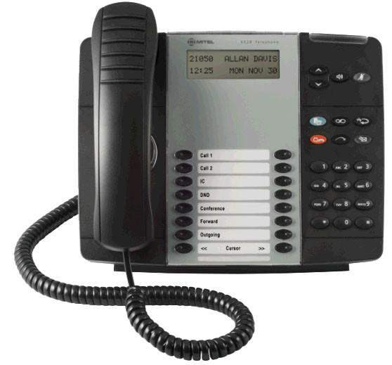 Mitel Phone Mitel 8528 Digital Phone (50006122) Inter-tel Telephone 5000 System Grade B