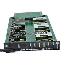 Mitel Phone Switching Systems, PBXs Mitel (9109-011-001-SA) LS/GS SX200 Trunk (6 cct) LS GS SX-200