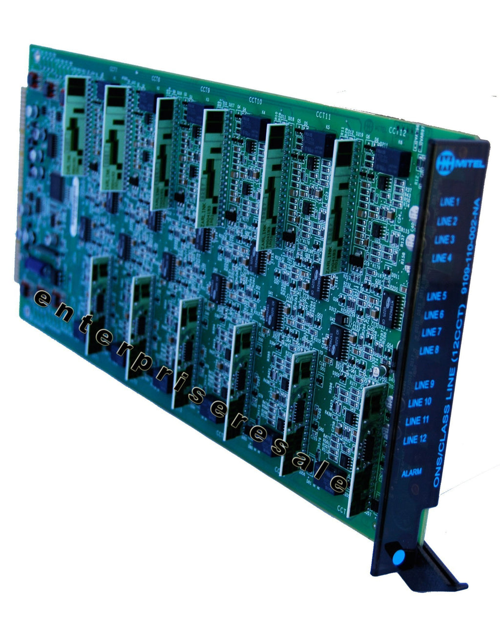 Mitel Phone Switching Systems, PBXs Mitel (9109-110-002-NA) ONS/CLASS LINE blue ONS Class Refurb